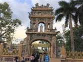 Vinh Tràng, la plus belle pagode de la province de Tiên Giang