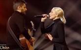 À l'Eurovision, le duo Madame Monsieur chante l'Odyssée d'un enfant migrant