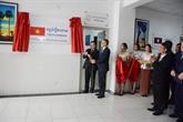 Un espace vietnamien au sein de l'Université du Cambodge