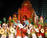 La Fête de la tour Ponagar à Nha Trang