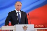 Russie: Poutine prête serment pour un 4e mandat, propose Medvedev