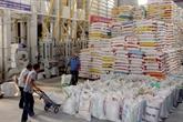 Exportations nationales de riz en hausse tant en volume qu'en valeur