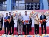 Lancement dun projet de coopération entre FPT et le Sengsavanh College (Laos)