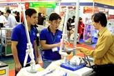 25e exposition internationale de médecine et pharmacie à Hanoï