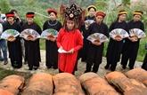 Cao Bang: Le festival de Nàng Hai nommé patrimoine national immatériel