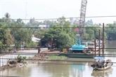 Lutter contre les changements climatiques dans le delta du Mékong