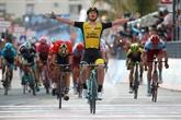 Tour d'Italie: victoire de l'Italien Battaglin à la 5e étape