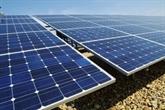 Ninh Thuân délivre la licence d'investissement à neuf projets d'énergie solaire
