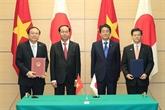 Vietnam et Japon unis pour booster leur partenariat stratégique élargi