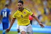 Mondial-2018: sur les traces du Colombien Falcao