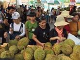 Festival des fruits du Sud occidental à Hô Chi Minh-Ville