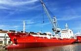 Le Vietnam livre le premier pétrolier à un client sud-coréen