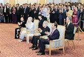 Célébration du 45e anniversaire des relations Vietnam - Japon à Tokyo