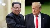 Sommet historique: Trump et Kim attendus à Singapour