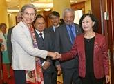 L'égalité des sexes est importante pour l'intégration mondiale du Vietnam