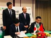 Transports: coopération entre deux groupes vietnamien et japonais