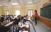 Éducation: améliorer l'environnement des affaires