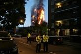 Grande-Bretagne: chagrin et colère un an après l'incendie de la tour Grenfell