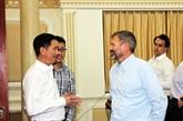 Hô Chi Minh-Ville intensifie la coopération avec la Société financière internationale