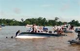 Indonésie: 13 morts dans le chavirement d'un bateau