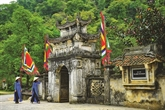 La beauté intemporelle du temple du roi Dinh à Ninh Binh