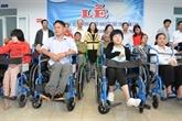 Le Vietnam accélère la promotion des droits des personnes handicapées