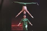 Les deux frères Giang, fierté du cirque vietnamien