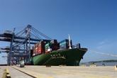 Bà Ria-Vung Tàu: le port SSIT accueille le premier porte-conteneurs
