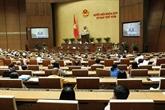La 5e session de l'Assemblée nationale va se clôturer aujourd'hui