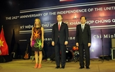La Fête nationale des États-Unis célébrée à Hô Chi Munh-Ville