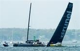 Volvo Ocean Race: Team Brunel coiffe les leaders dans la 10e étape