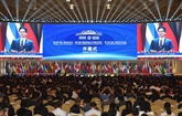 Le vice-Premier ministre Vu Duc Dam au 5e Salon Chine - Asie du Sud