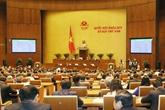Clôture de la 5e session de la XIVe législature de l'AN