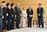 Shinzo Abe confirme la préparation d'un sommet avec Kim Jong Un