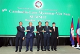 Cambodge, Laos, Myanmar, Vietnam réunis en sommet à Bangkok