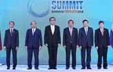 Le Premier ministre vietnamien multiplie ses rencontres en Thaïlande