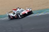 Alonso a brillé dans la nuit, sa Toyota N.8 à nouveau en tête