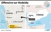 Yémen: l'émissaire de l'ONU tente d'obtenir la fin des combats à Hodeida
