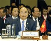 Le Premier ministre termine son voyage en Thaïlande pour des événements régionaux