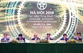 Coopération et Développement au cœur dune conférence à Hanoï