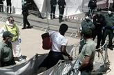 Espagne: les 630 migrants bloqués en mer débarquent à Valence