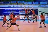 Le Japon remporte le tournoi de volley-ball féminin U19 dAsie