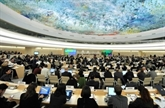 Ouverture de la 38e session du Conseil des droits de lhomme de lONU
