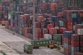 Singapour: les exportations non pétrolières en hausse de 15,5% en mai