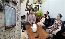 La passion carabinée des supporters vietnamiens à Hanoï
