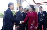 La vice-présidente vietnamienne effectue une visite officielle au Laos