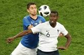 France-Italie: les Bleus fortissimo