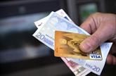 Paiements Visa: fin de la panne liée à une