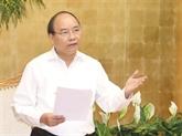 Le Premier ministre demande la mise à jour de scénarios de croissance trimestriels