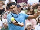 Tennis: Federer sans souci au 1er tour à Halle
